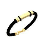 # 1017 Men Leather Bracelet