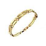 # 4592 Men Gold Bracelet