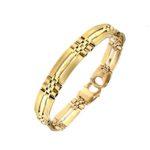 # 4612 Men Gold Bracelet