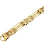 # 4615 Men Gold Bracelet