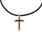 #3544 Fancy Gold Cross