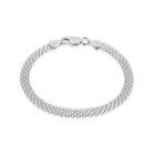 Sterling Silver Bismark Bracelet