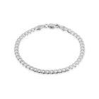 Sterling Silver Cuban Bracelet