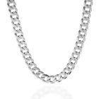 Sterling Silver Big Cuban Chain