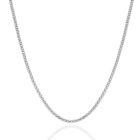 Sterling Silver Small Bismark Chain
