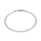 Sterling Silver Small Bismark Bracelet