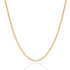 Sterling Silver Small Bismark Gold Plated