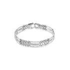 Sterling Silver Men Bracelet